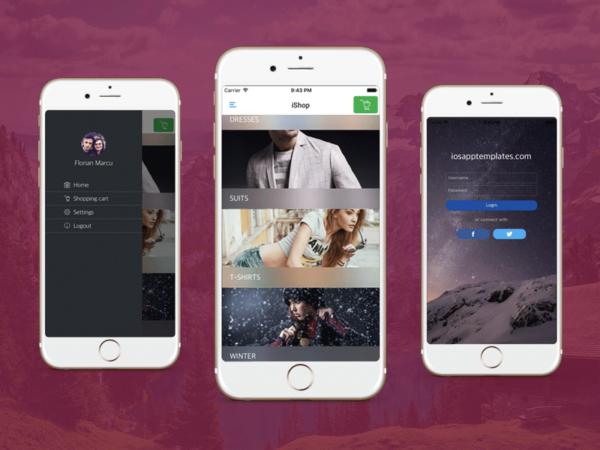native ecommerce app