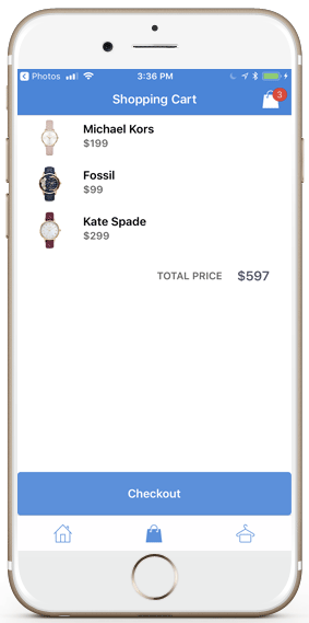 firebase-ecommerce-ios-template-shopping-cart-blue