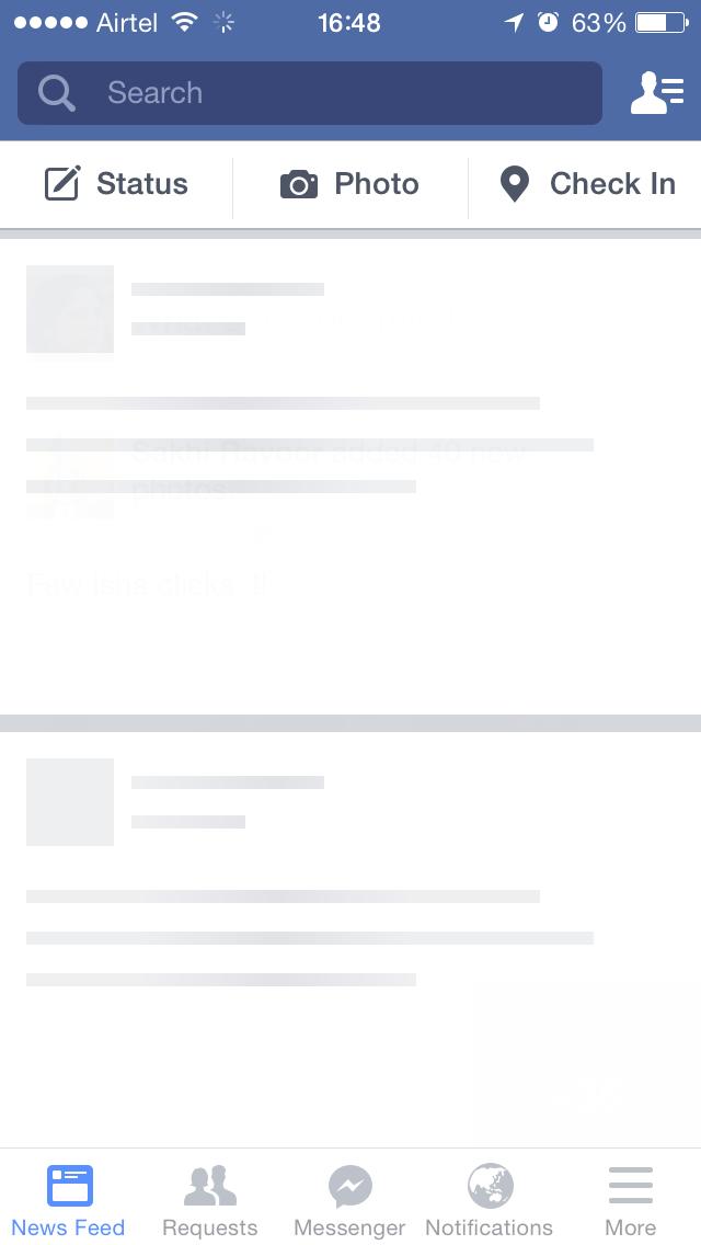 facebook-app-skeleton-views
