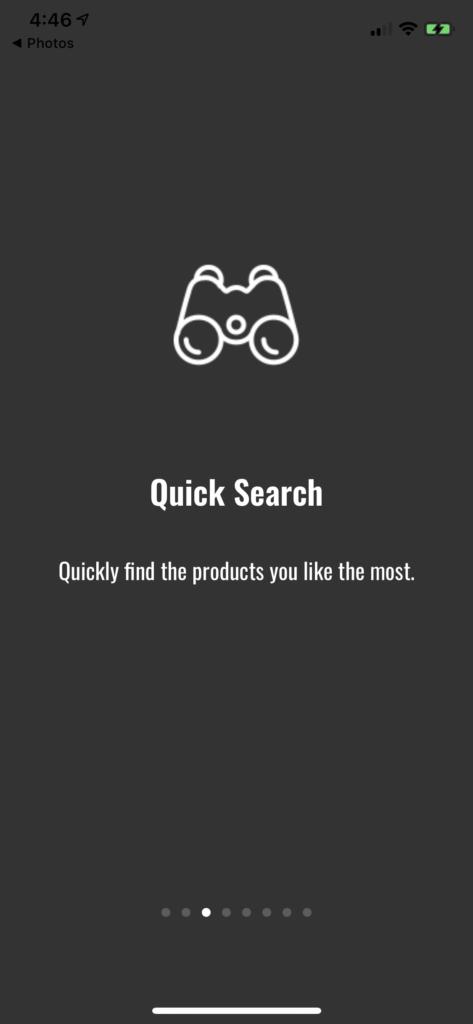 app design template swift