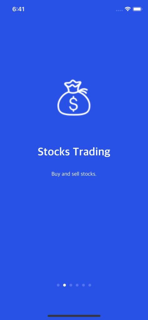 stocks app swift
