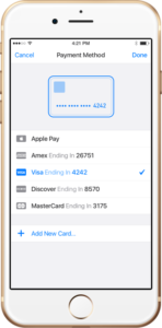 stripe ios payments