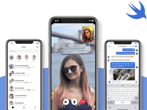 audio video calling app