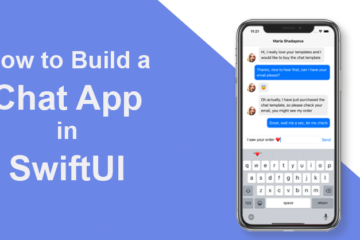 swiftui chat app